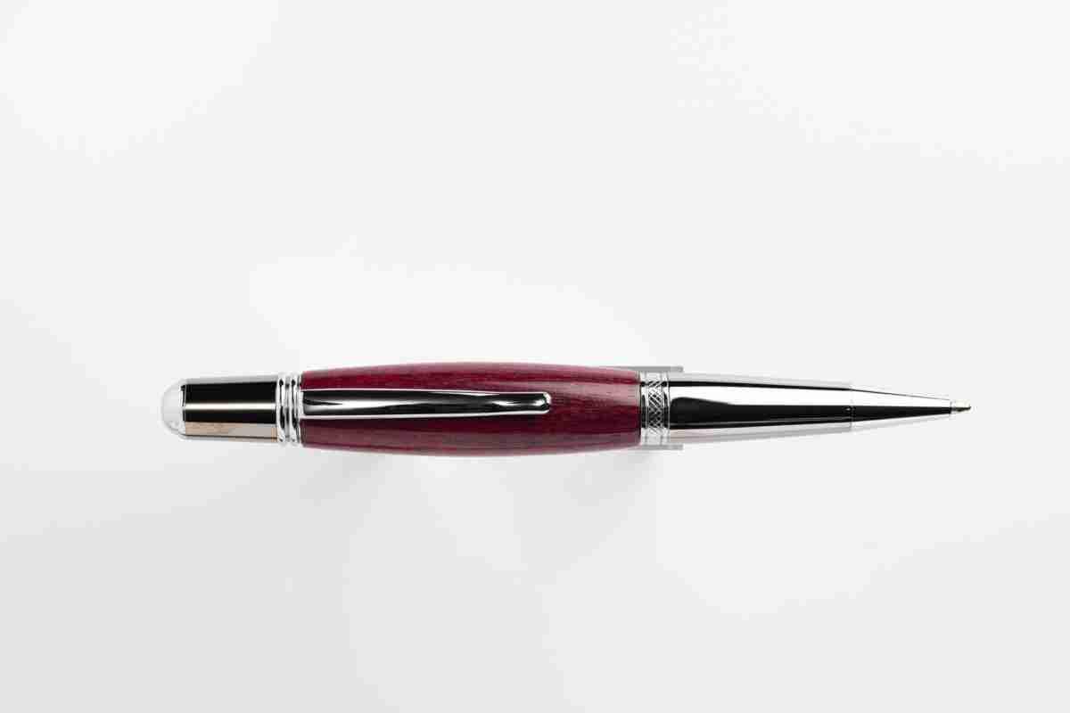 Purple Heart pen